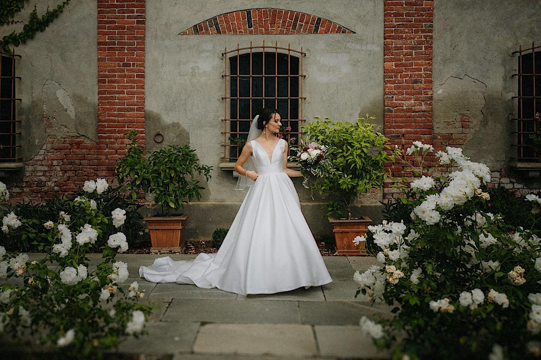 Matrimonio castello del Roccolo